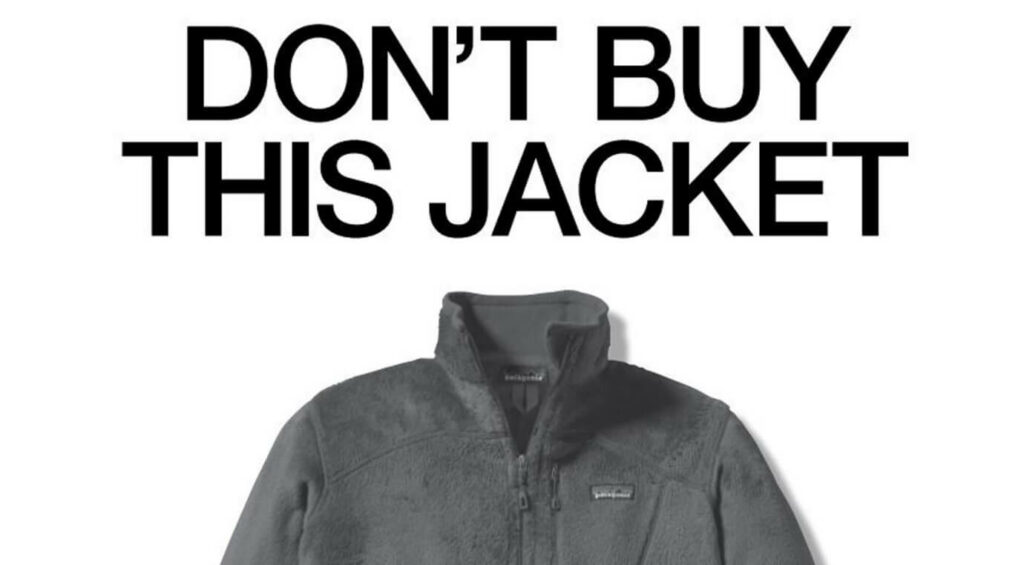 Patagonia and Black Friday