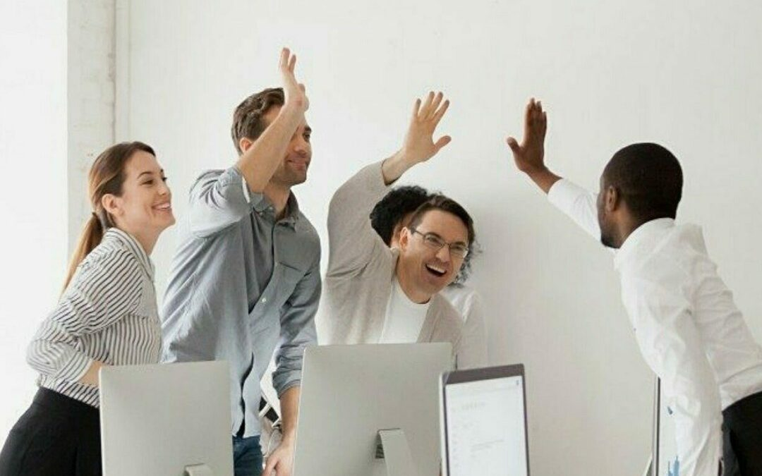 Try Saying Thanks: Celebrating Success in the Workplace